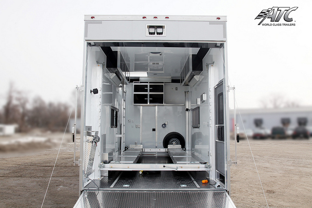 Car Trailer Winch >> Stacker Trailer with Living Quarters – MO Great Dane