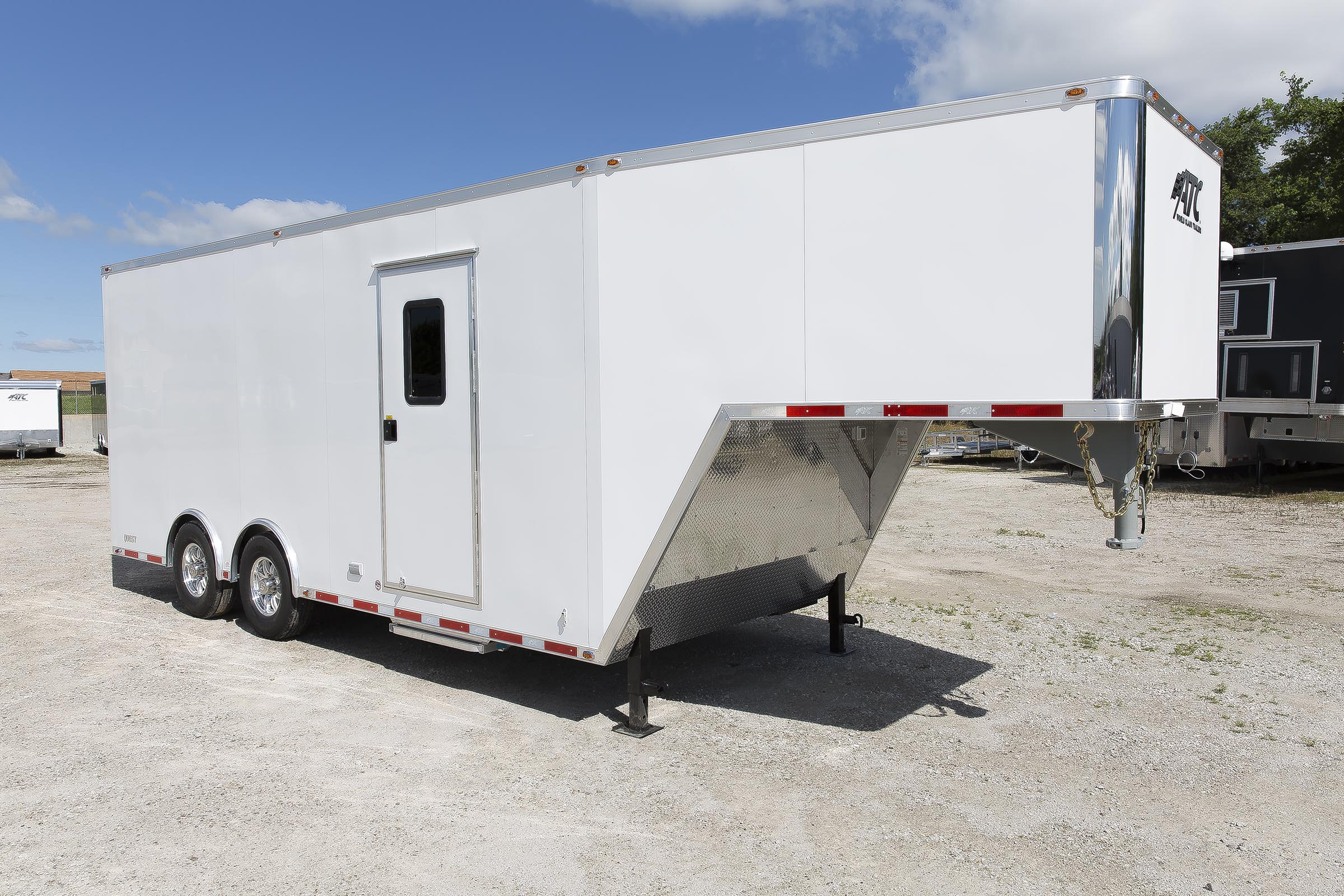 our Options Page to see a complete list of our custom trailer options #723934