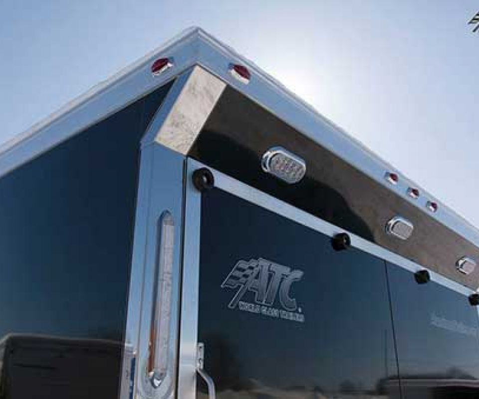 Exterior Options, Custom Trailer, Options