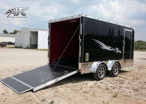 Motorcycle Trailers 1