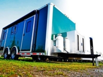 Custom Trailers, Emergency Management, Mobile Command, 18 ft, Mobile