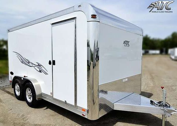 Motorcycle Trailers 13