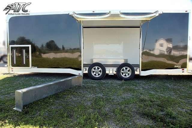 Car Hauler Gooseneck Race Trailers Mo Great Dane Upcomingcarshq Com