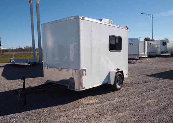 Office & Classroom Trailers 1
