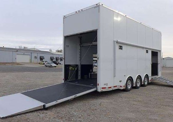 Car Hauler - Stacker Trailers 14