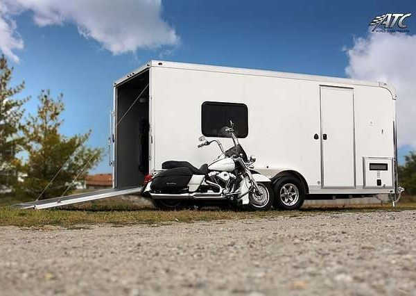 Motorcycle Trailers 15