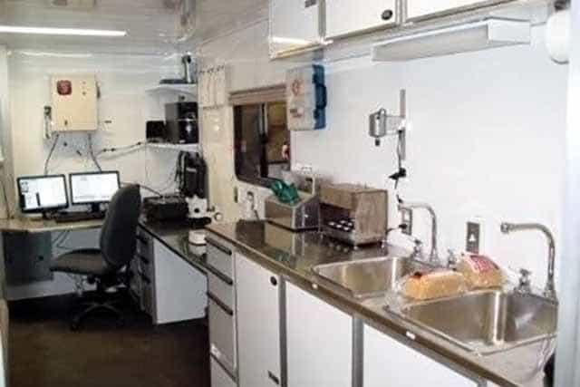 Laboratory Trailer