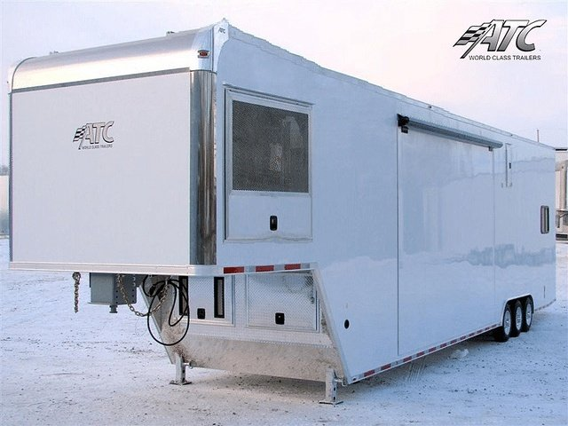 Mobile Medical Clinic Trailers