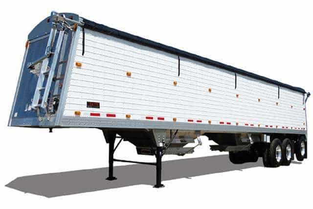 SL Series Tri-Axle Model