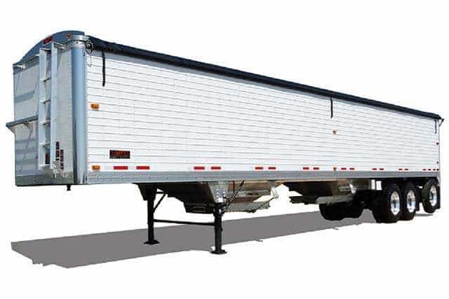Super Hopper Model Tri-Axle