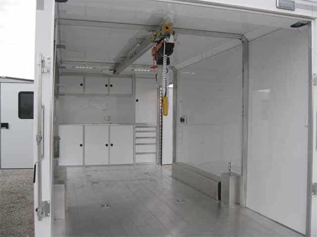 Custom Trailer Crane Hoist