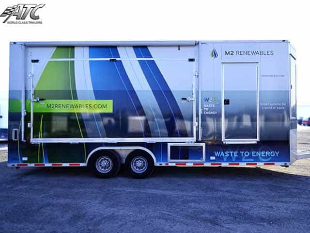 Custom Trailer Graphics