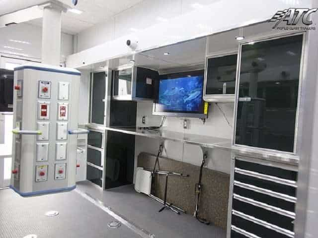 Medical Mobile Simulation Trailers