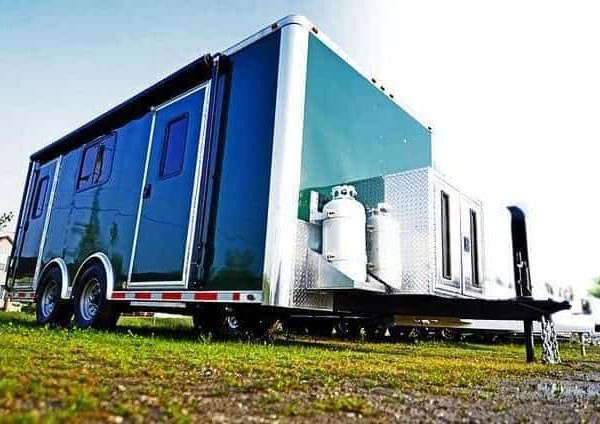 18ft Mobile Command Trailer