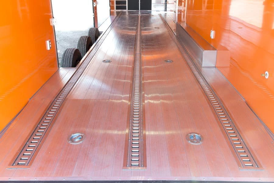 Atc Car Hauler Bumper Pull Race Trailers Mo Great Dane