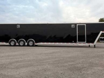 Black Trailer Color, Custom Trailer Options