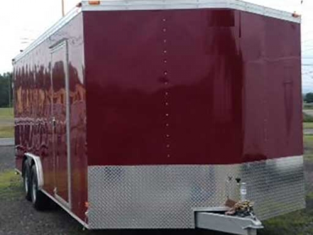 Brandywine Trailer Color, Custom Trailer Options