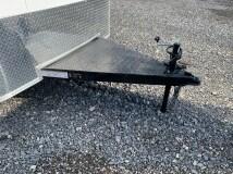 7x12, Steel Frame, Fiber Optic Trailer, In Stock, MO Great Dane, Custom Trailer
