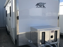 IN STOCK - Aerodynamic Command Response Trailer