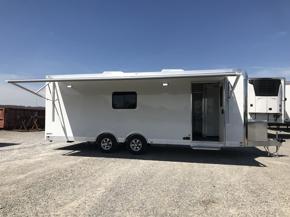 18 ft Mobile Command Trailer