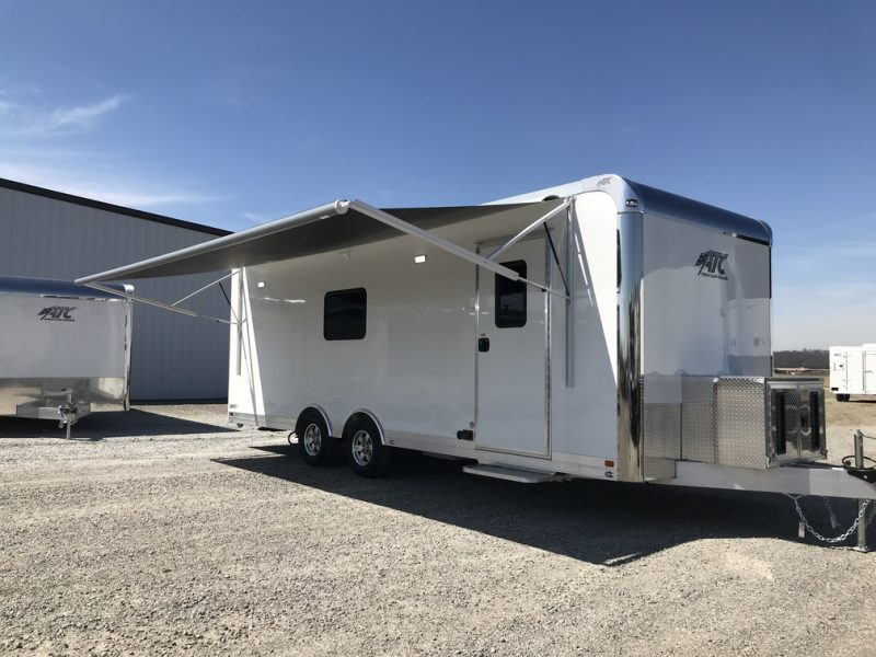Emergency Management - Aerodynamic Command Response Trailer
