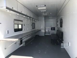 IN STOCK - Aerodynamic Command Response Trailer