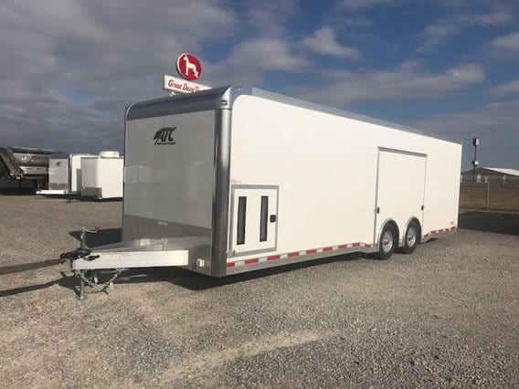 ATC, Quest CH305, 8.5x28 Aluminum Car Hauler, MO Great Dane