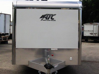 ATC Quest CH205 8.5×24 Car Hauler Trailer