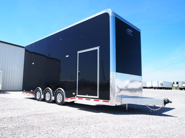 Stacker Trailer For Sale >> 8 5 26 St305 Atc Aluminum Stacker Trailer Mo Great Dane