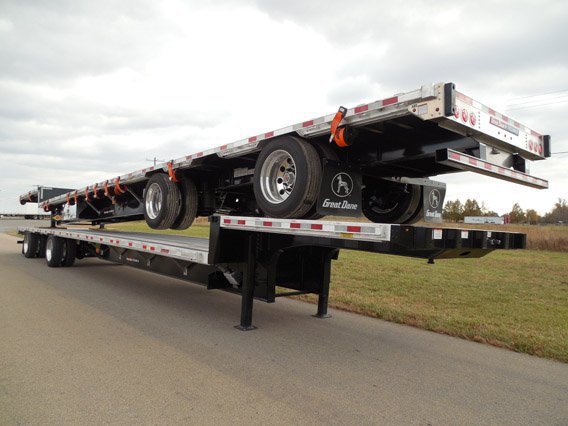 Great Dane Flatbed Trailers