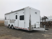 24 ft, Mobile Command Trailer, Slideout, Custom Trailers, MO Great Dane