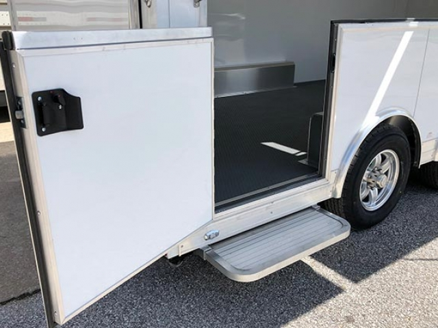 In-Stock ,995 Product Display Trailer