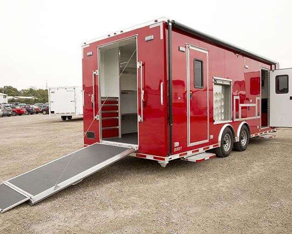 Rescue Trailers - View Options