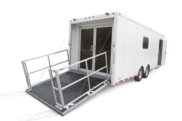 Mobile Medical Trailer