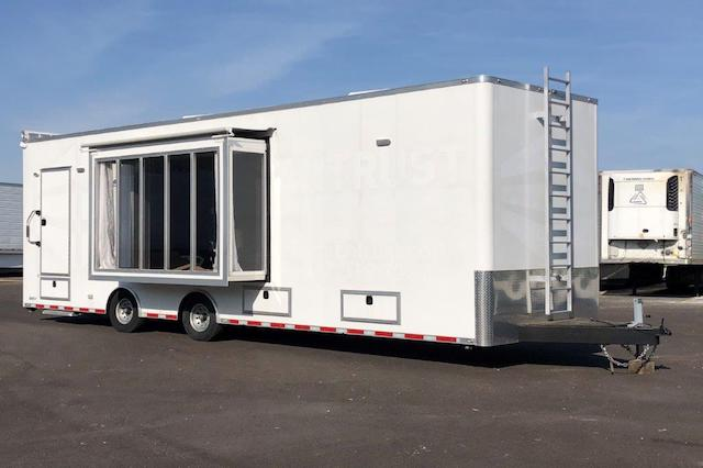 Used 32 ft Trailer, Custom Trailers, In Stock, MO Great Dane