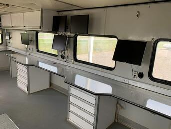 In Stock ,000 - Used Mobile Command Vehicle