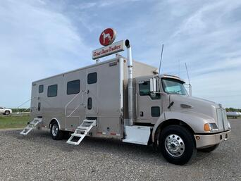In Stock $95,000 - Used Mobile Command Vehicle