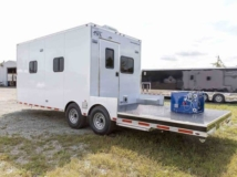 26ft, Custom Trailer, Office Trailer, with Storage, Classsroom Trailer, MO Great Dane, ATC