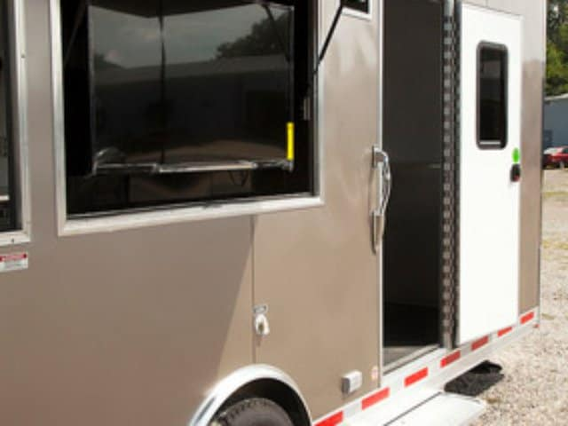 28 ft ATC Vending Concession Trailer - ,700 w/o Optional Generator Package