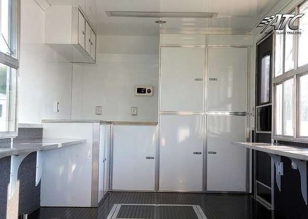 28 ft ATC Vending Concession Trailer
