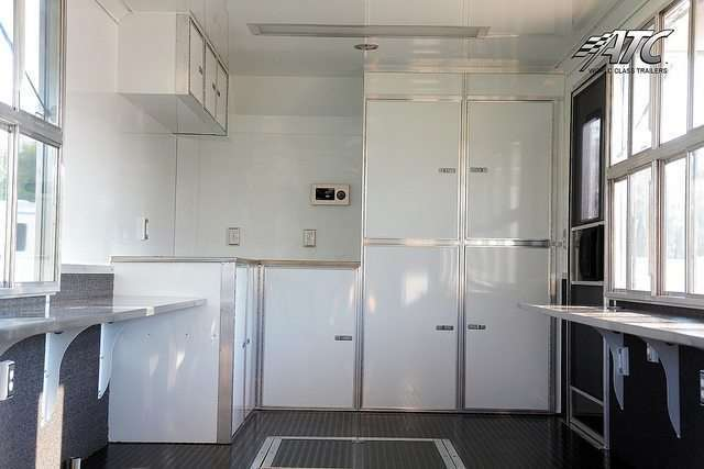 28 ft ATC Vending Concession Trailer - $48,700 w/o Optional Generator Package