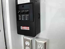 30 Amp Service Panel, Voltage, Custom Trailer Options