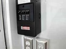 30 Amp Service Panel, Voltage, Custom Trailer Options
