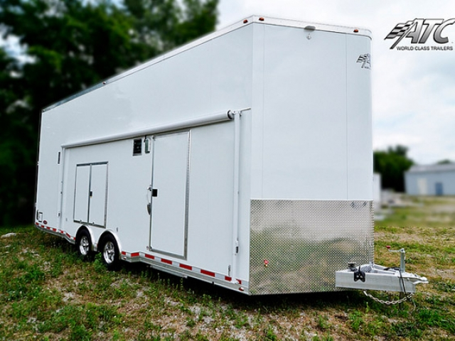 Custom Trailers, Car Hauler, Sport, Stacker, 30 ft