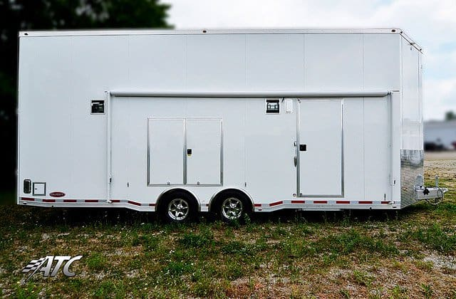 Custom Trailers, Car Hauler, Sport, Stacker, 30 ft