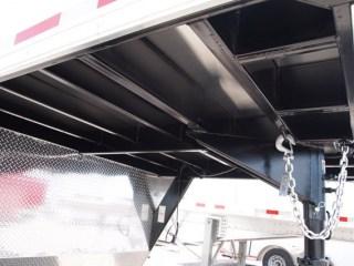 Custom Trailers, Gooseneck, 32ft, Enclosed, Cargo