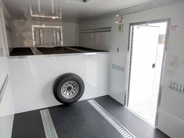 Custom Trailers, Gooseneck, 48ft, Air Ride, Cargo