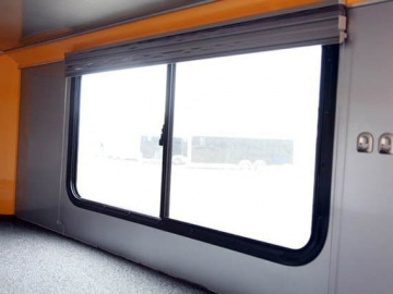 48 x 30 Slider Window, Windows, Vents, Custom Trailer, Options