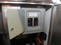 50 Amp Service Panel, Voltage, Custom Trailer Options