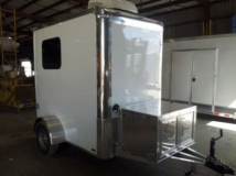 Custom Trailers, 5ft, 8ft, Fiber, Splicing